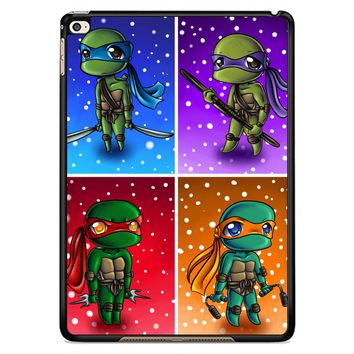 Cute Teenage Mutant Ninja Turtles R0244 iPad Air 2  Case