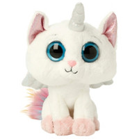 Unicorn Kitty Plush