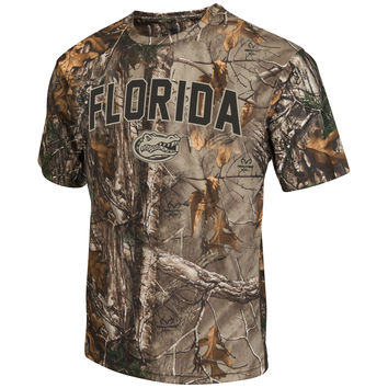NCAA Florida Gators Brow Tine Realtree T-Shirt
