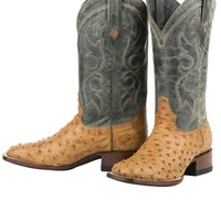 Stetson Cheyenne Mens Cowboy Boots - Square Toe