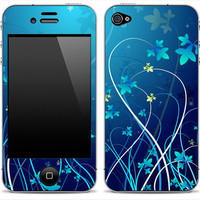 Pattern 519 iPhone 4/4s Skin FREE SHIPPING