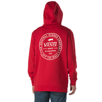 Established 66 Pullover | Shop Mens Sweatshirts At Vans