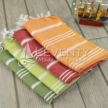 Dish Towel Set of 4 Kitchen Textiles Hand Dryers Handtuch Reusable Towel Cotton Dishcloth Foot Towel French Hand Towel Bar Towel Bar Cloth