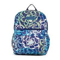 Vera Bradley - Katalina Blue Lighten Up Just Right Backpack
