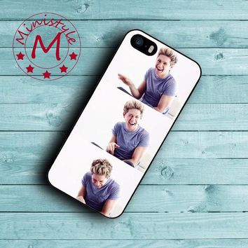 LMFUS4 Coque Niall Horan One Direction Case for iPod Touch 6 Case for iPhone 7 6 5S SE 6S Plus 5 5C 4S 4 Cover for iPod Touch 5 Case