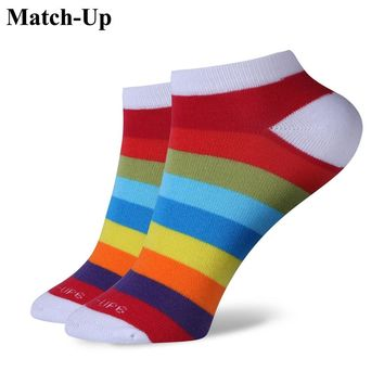 Match-Up women's socks 2015 New HOT High Quality Women Cotton Sweet Ship boat Sock  Thin Ankle Sock For Ladies