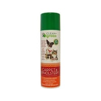 Clean and Green Pet Stain and Odor Remover for Carpet - 14 oz