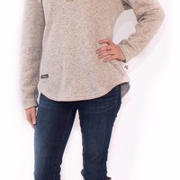 Simply Southern Knit Monogrammed Pullover - 2 Colors Choices