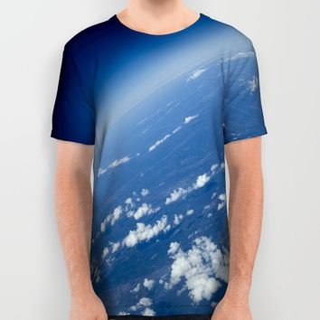 infinite space All Over Print Shirt by VanessaGF