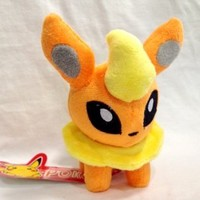 Pokemon Plush Flareon Doll Around 12cm 5""