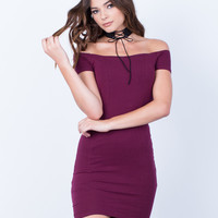 Strut Your Stuff Bodycon Dress