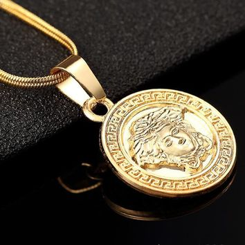 One-nice™ Fashion personality small necklace chain chain Pendants Golden