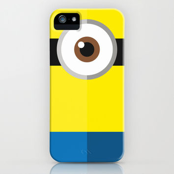 My minion s2 iPhone & iPod Case by Victor Trovo Afonso
