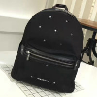Givenchy  Women Casual Shoulder School Bag Cowhide Leather Backpack G-MY-JDCHH