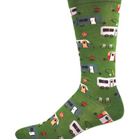 Socksmith Men's Camptown Crew Socks