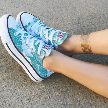 DCKL9 Locals Only Converse Low Top