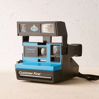 Impossible Project Amoco Rare Polaroid Camera - Urban Outfitters