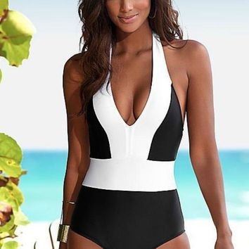 Siesta Cay Slimming One Piece Swimsuit