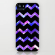 Chevron Galaxy iPhone & iPod Case by Matt Borchert