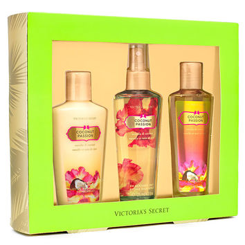 Coconut Passion Gift Box - VS Fantasies - Victoria's Secret