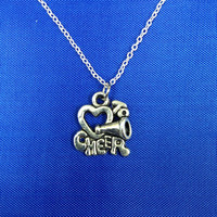 Love To Cheer Necklace