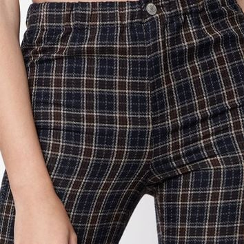 John Galt Plaid Tilden Pants at PacSun.com