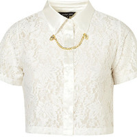 **Lionhead Lace Top by Sister Jane