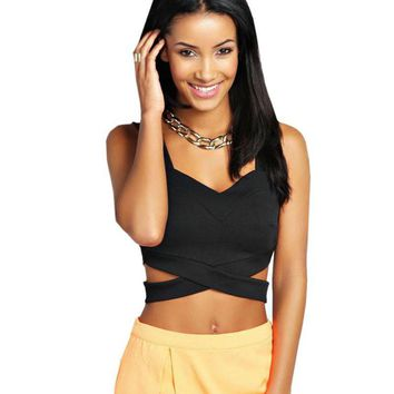 Crop Top Women Fitting Summer Tank Tops
