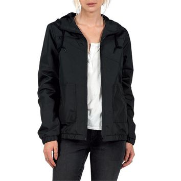 VOLCOMENEMY STONE JACKET - WOMEN'S