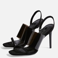 RANDY Barely There Sandals | Topshop