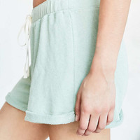 Out From Under Cuffed Sweat Short - Urban Outfitters