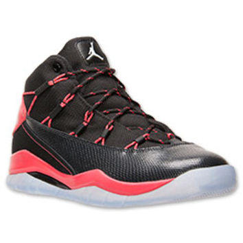Girls' Grade School Jordan Prime Flight Basketball Shoes