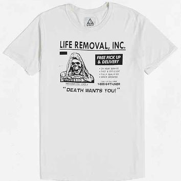 UNIF Life Removal Tee
