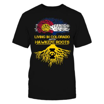 Colorado - Hawkeye Roots - T-Shirt - Officially Licensed Fashion Sports Apparel