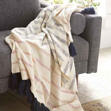4040 Locust Slidell Throw Blanket