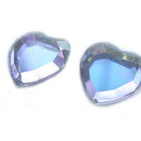 Vintage Swarovski Crystal Special Effects Violet by BreatheCouture