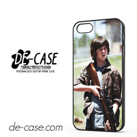 Carl Grimes The Walking Dead For Iphone 5 Iphone 5S Case Phone Case Gift Present