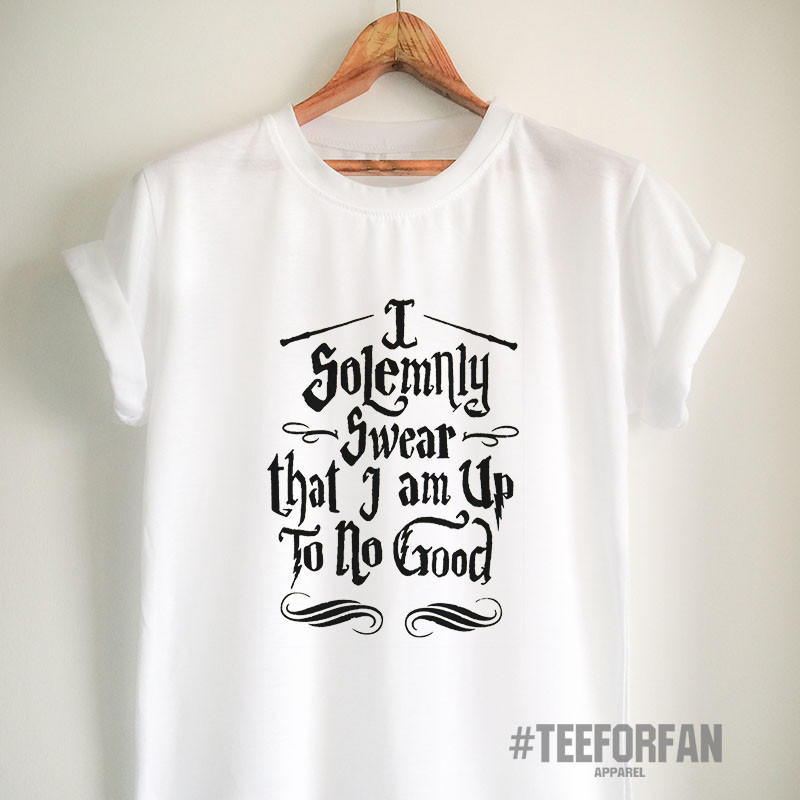 6835bc5e7 Harry Potter Shirts Harry Potter Merchandise I Solemnly Swear That I Am Up  To No Good