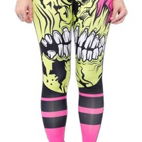 IRON FIST ZOMBIE CHOMPER LEGGINGS