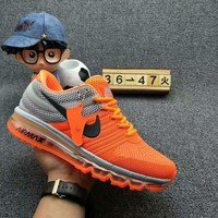 Tagre™ NIKE AIR MAX Fashion Sport Casual Shoes Sneakers orange