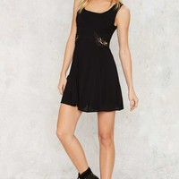 Cute 'n Holler Lace Dress
