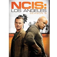 NCIS Los Angeles Season 8 (DVD)