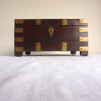 Rosewood Cash Box