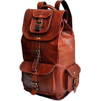 """IN-INDIA  Fascinating Large Bag Pack Travel Bag Duffel - 16Inches (Laptops Upto 15.6"""")"""