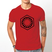 Knights Of Ren Symbol W Red Tshirt