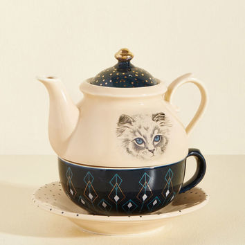 Claws Celebre Tea Set