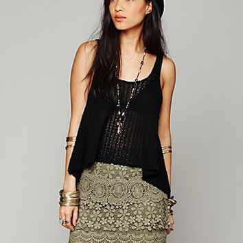 Free People Womens Flower Field Mix Mini -