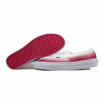 Vans Authentic Pink/True White Ombre VN-0 ZUKFIT