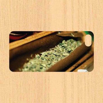 Blunt Wrap with Marijuana iPhone 4 and 5 Case and Samsung Galaxy S3/S4