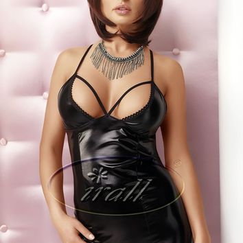 Irall Lexi Black Dress Babydoll